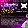 Colors Festival Ibiza logo