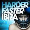 Harder, Faster, Ibiza logo
