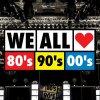We All Love 80's, 90's & 00's logo