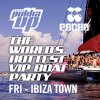 Pukka Up VIP Daytime Boat Party Ibiza Town - Fridays