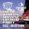 Pukka Up VIP Daytime Boat Party Ibiza Town - Tuesdays logo