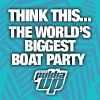 Pukka Up Sunset Boat Party San Antonio - Fridays logo
