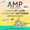 IMS Presents AMP in Ibiza logo
