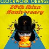 Clockwork Orange 20th Ibiza Anniversary logo