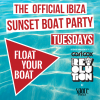Float Your Boat - Carl Cox Official Boat Party San Antonio logo