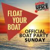 Float Your Boat - We Love Official Boat Party Playa d'en Bossa logo
