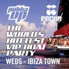 Pukka Up VIP Daytime Boat Party Ibiza Town - Wednesdays logo