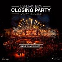 Ushuaïa Closing Party