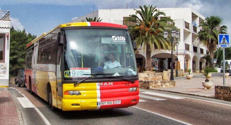 New phone app for Ibiza buses | Ibiza Spotlight
