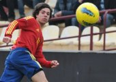 Spain vs Italy sub 17 in Ibiza February 2015