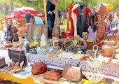 Exploring Ibiza - Cala Leña Market