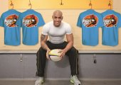 Tom Varndell and RugbySpy Ibiza Tens