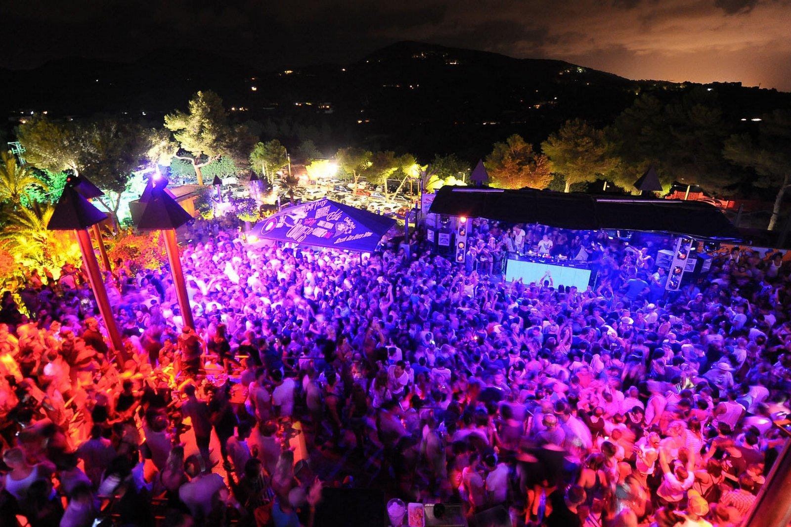 Cova Santa Ibiza Info Dj Listings And Tickets Ibiza